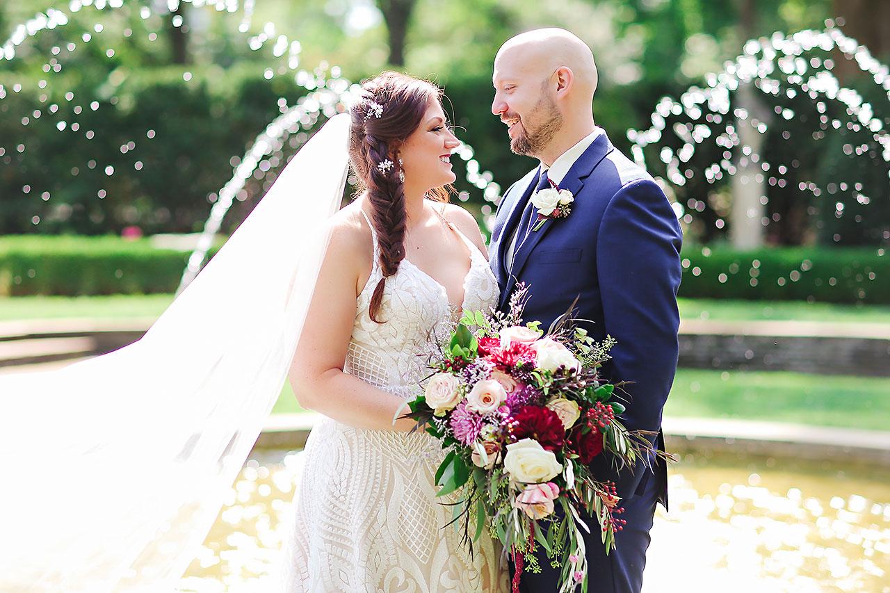Jen Chris Ritz Charles Garden Pavilion Wedding 086