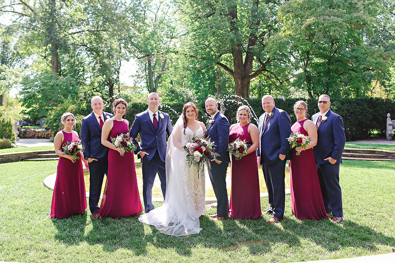 Jen Chris Ritz Charles Garden Pavilion Wedding 075