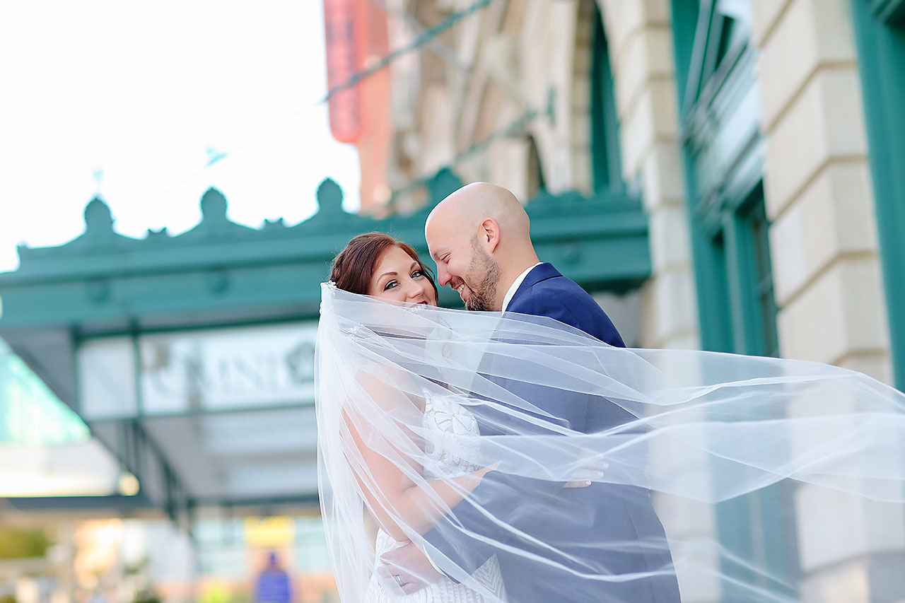Jen Chris Ritz Charles Garden Pavilion Wedding 067