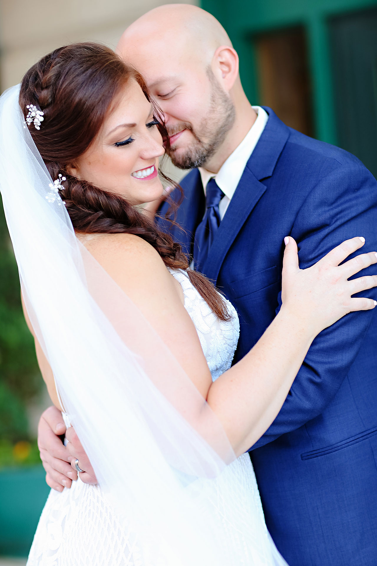 Jen Chris Ritz Charles Garden Pavilion Wedding 050