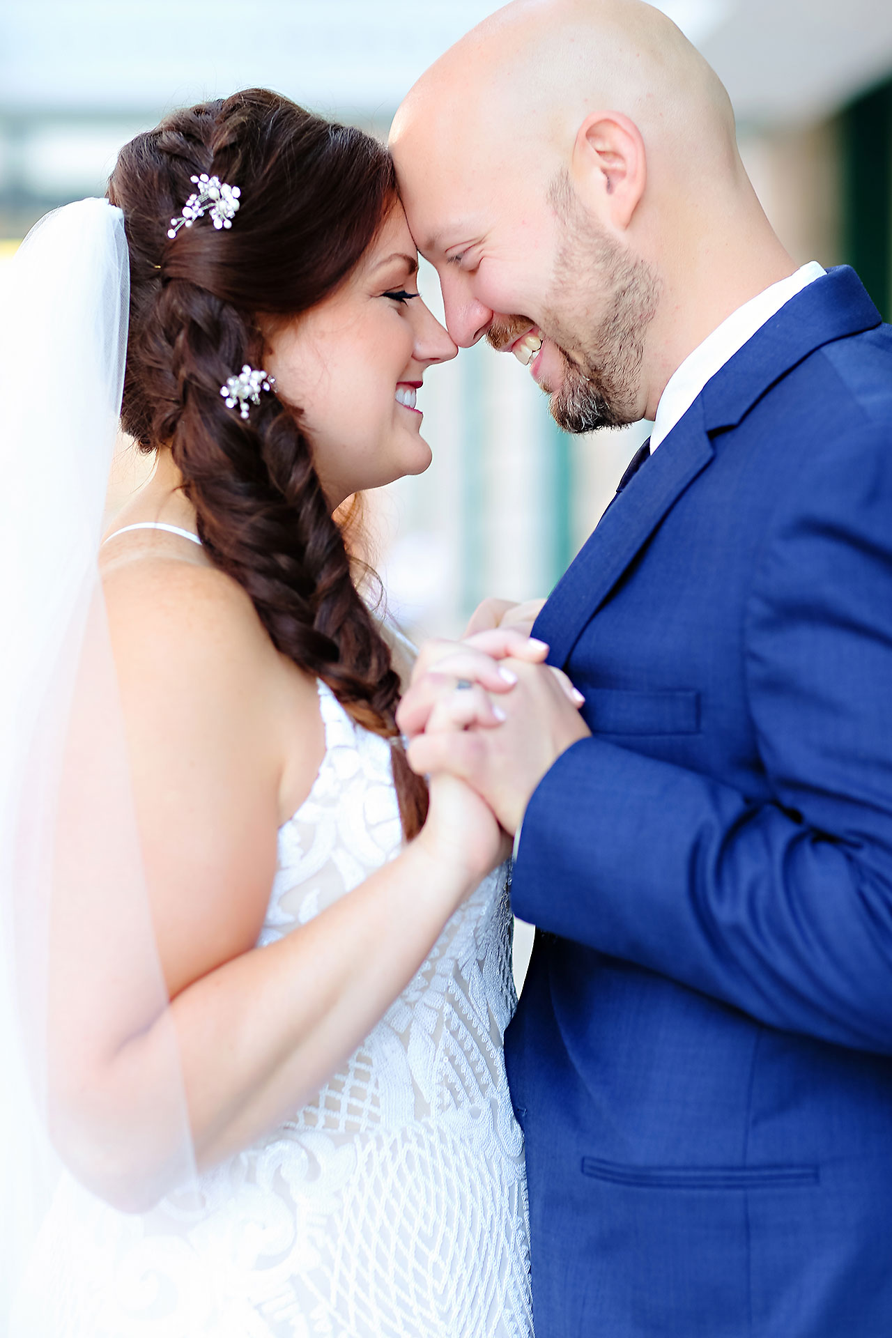 Jen Chris Ritz Charles Garden Pavilion Wedding 048