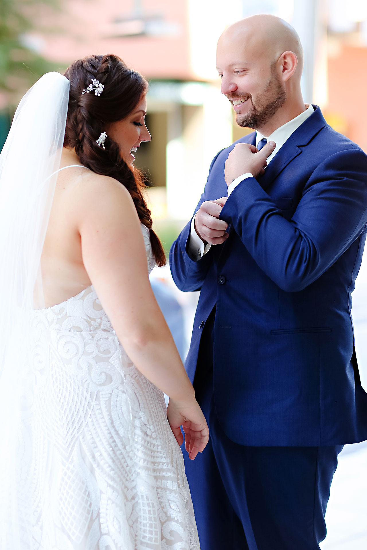 Jen Chris Ritz Charles Garden Pavilion Wedding 044