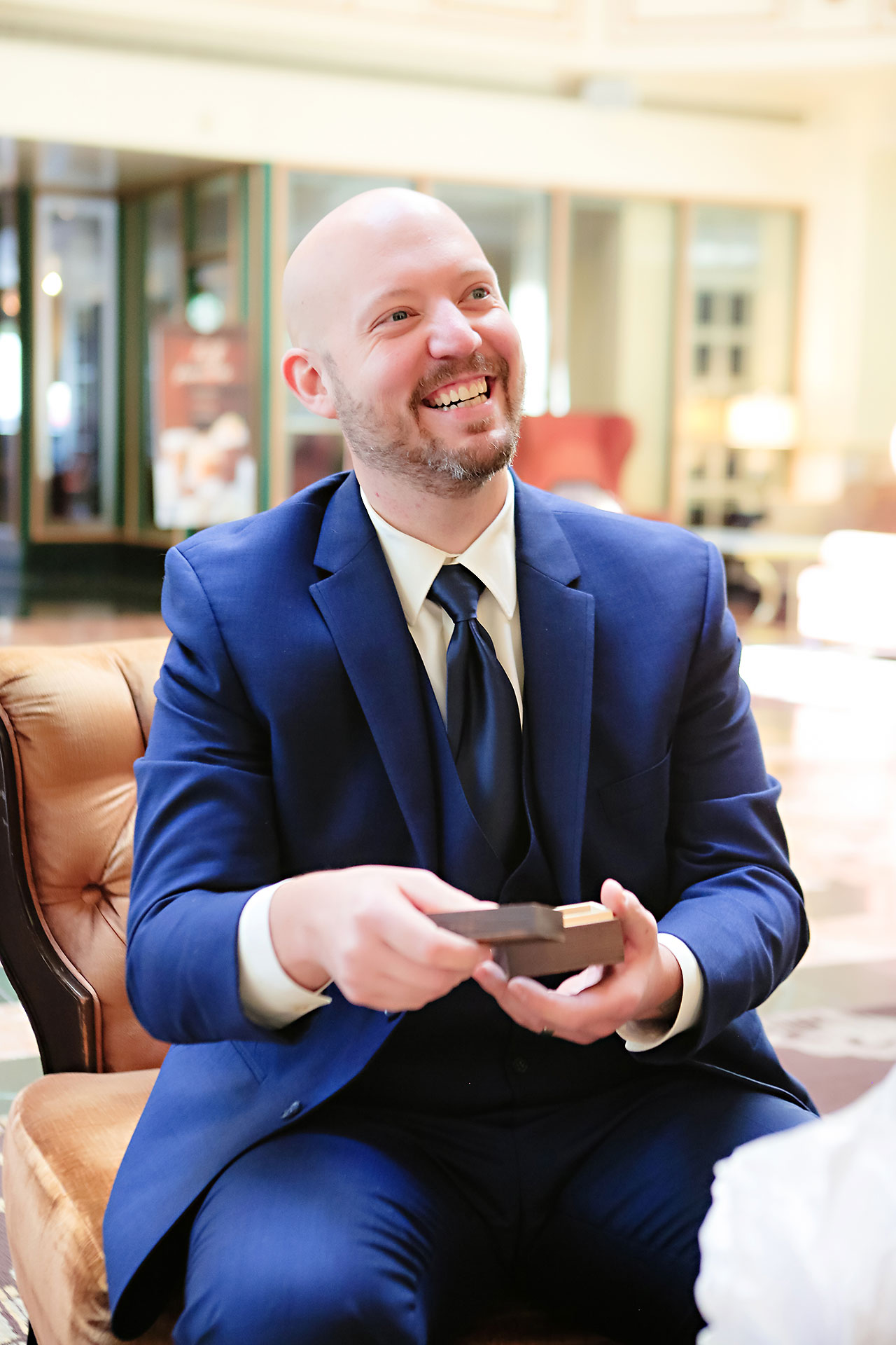 Jen Chris Ritz Charles Garden Pavilion Wedding 038