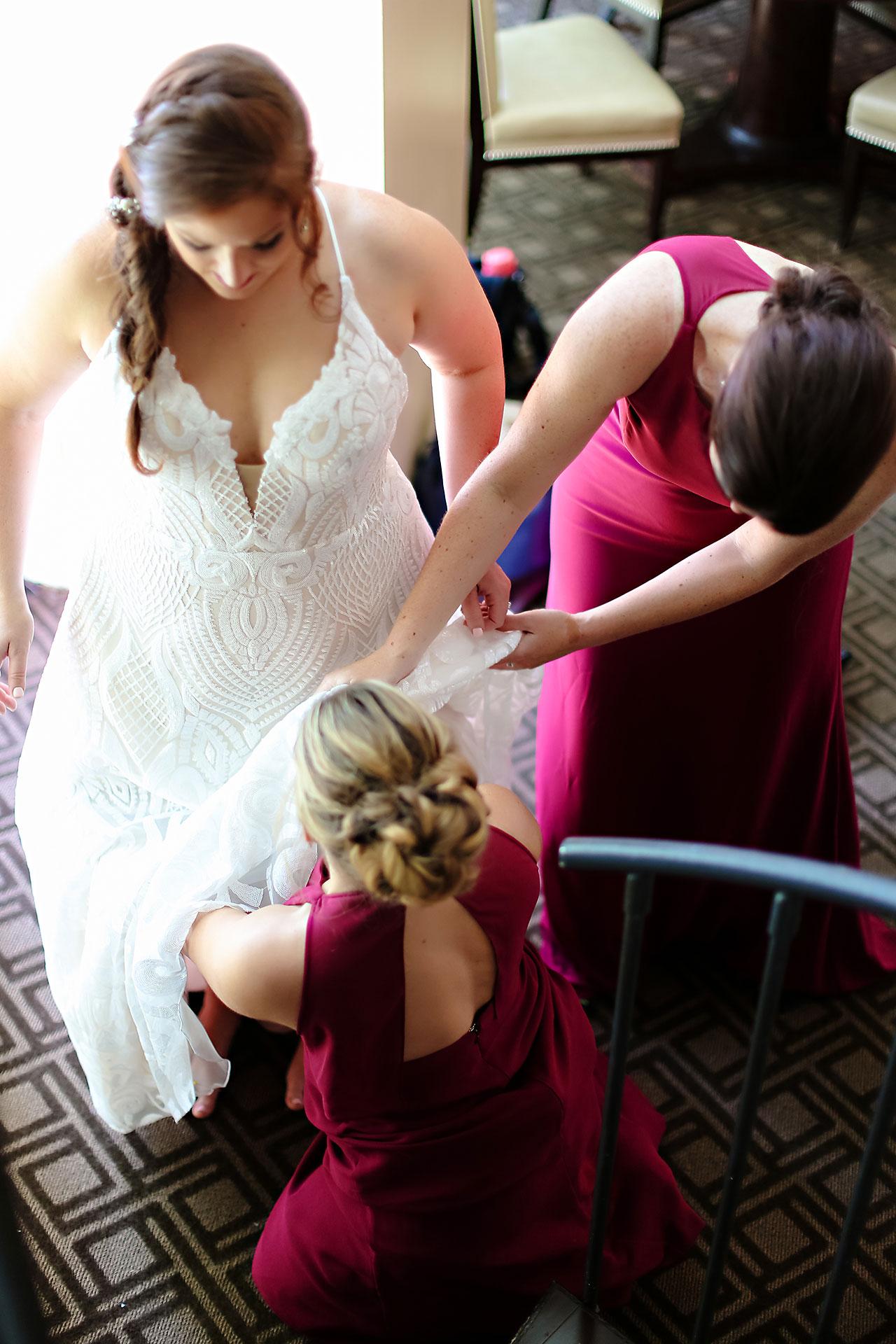 Jen Chris Ritz Charles Garden Pavilion Wedding 033