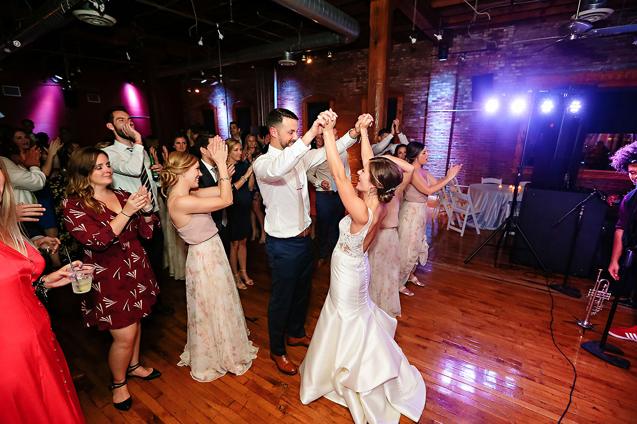 Kelsey Joe Mavris Indianapolis Wedding 409