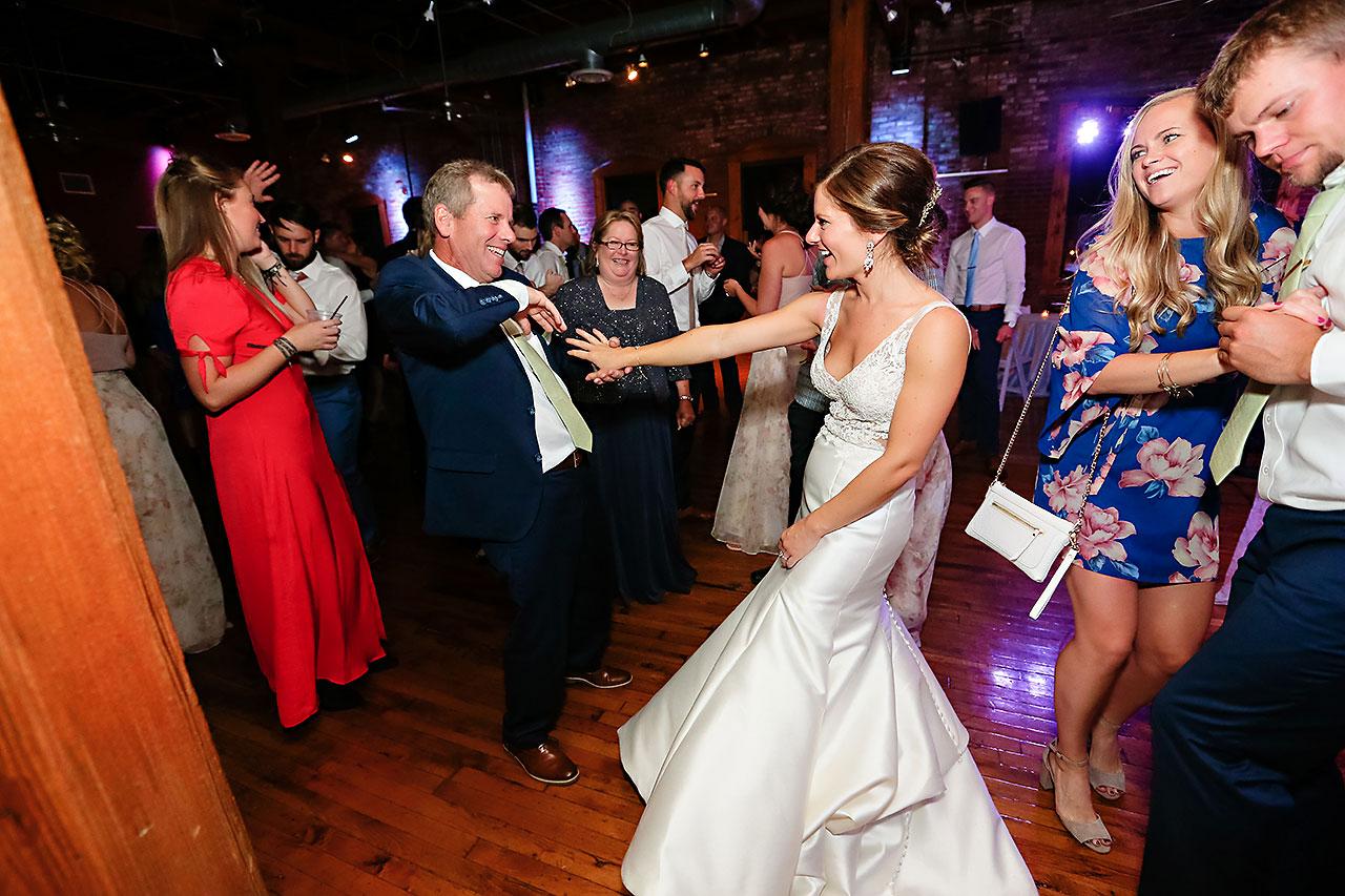 Kelsey Joe Mavris Indianapolis Wedding 407