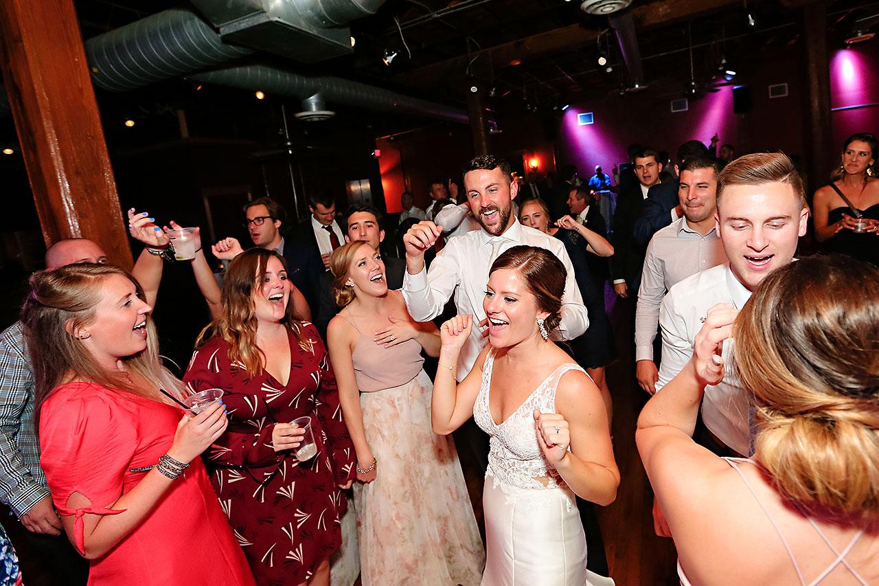 Kelsey Joe Mavris Indianapolis Wedding 408
