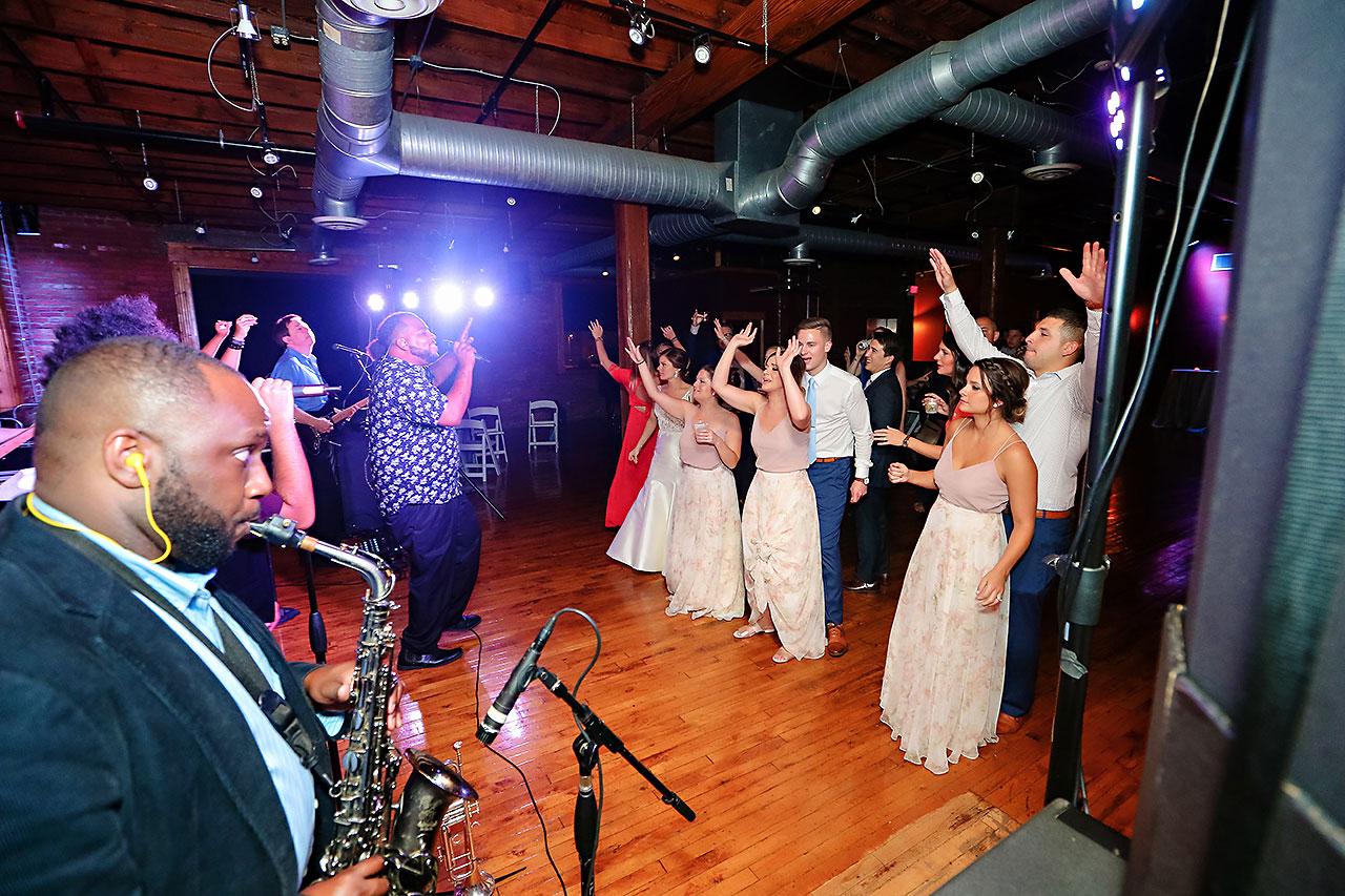 Kelsey Joe Mavris Indianapolis Wedding 403