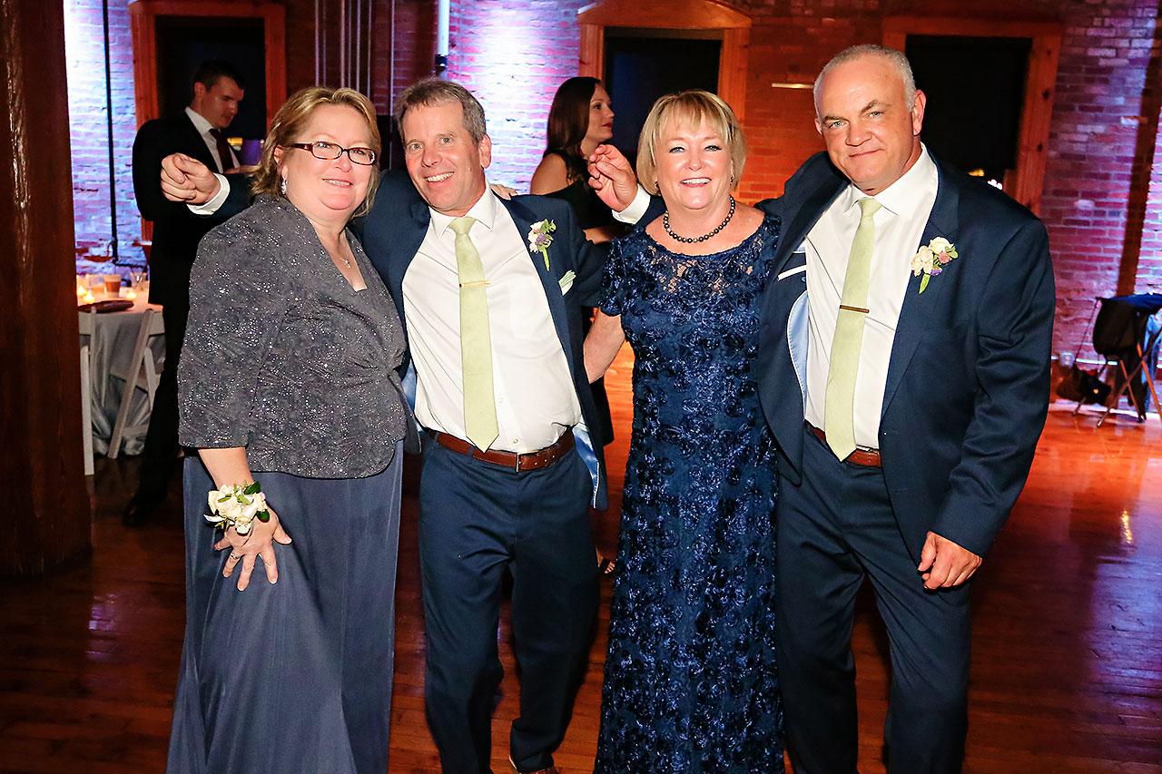 Kelsey Joe Mavris Indianapolis Wedding 399