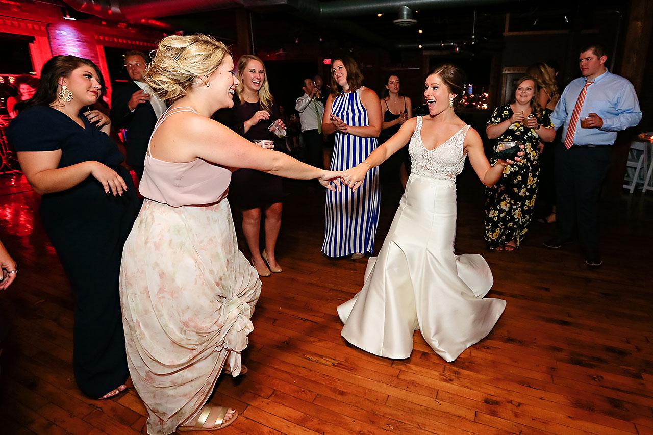 Kelsey Joe Mavris Indianapolis Wedding 393