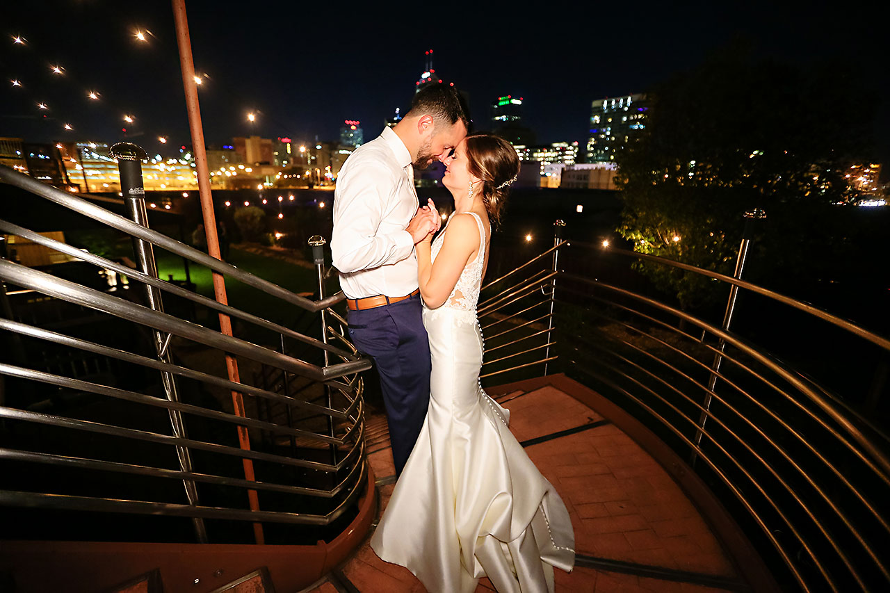 Kelsey Joe Mavris Indianapolis Wedding 394
