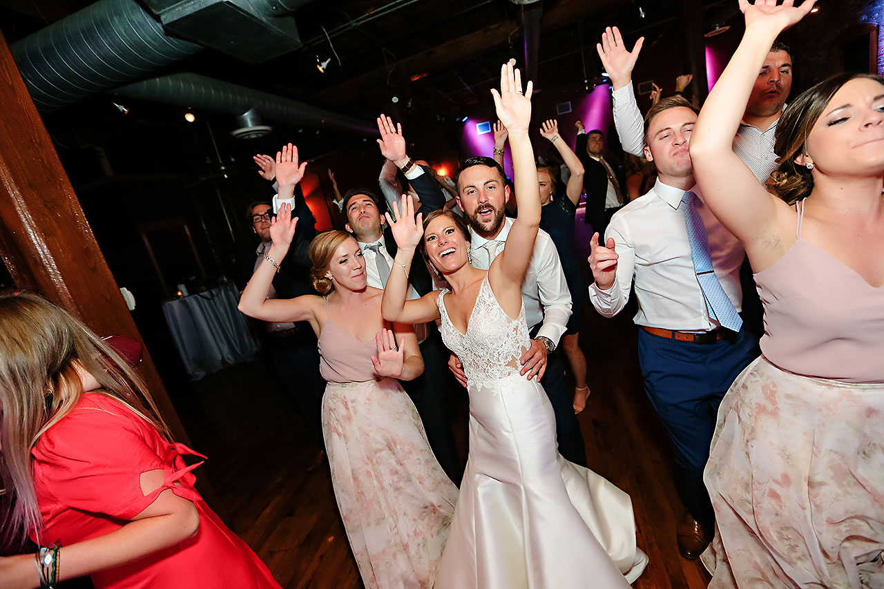 Kelsey Joe Mavris Indianapolis Wedding 395