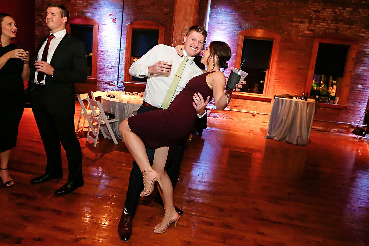 Kelsey Joe Mavris Indianapolis Wedding 391