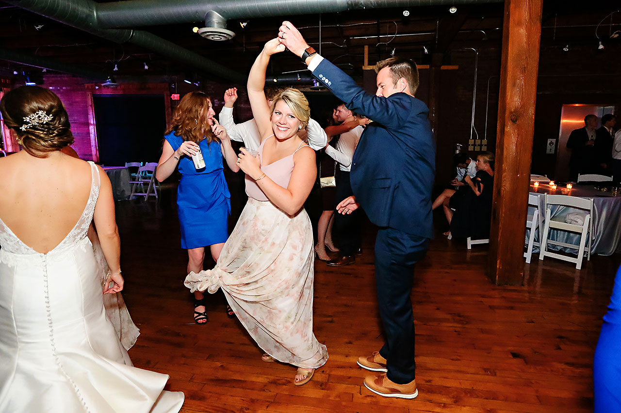 Kelsey Joe Mavris Indianapolis Wedding 392