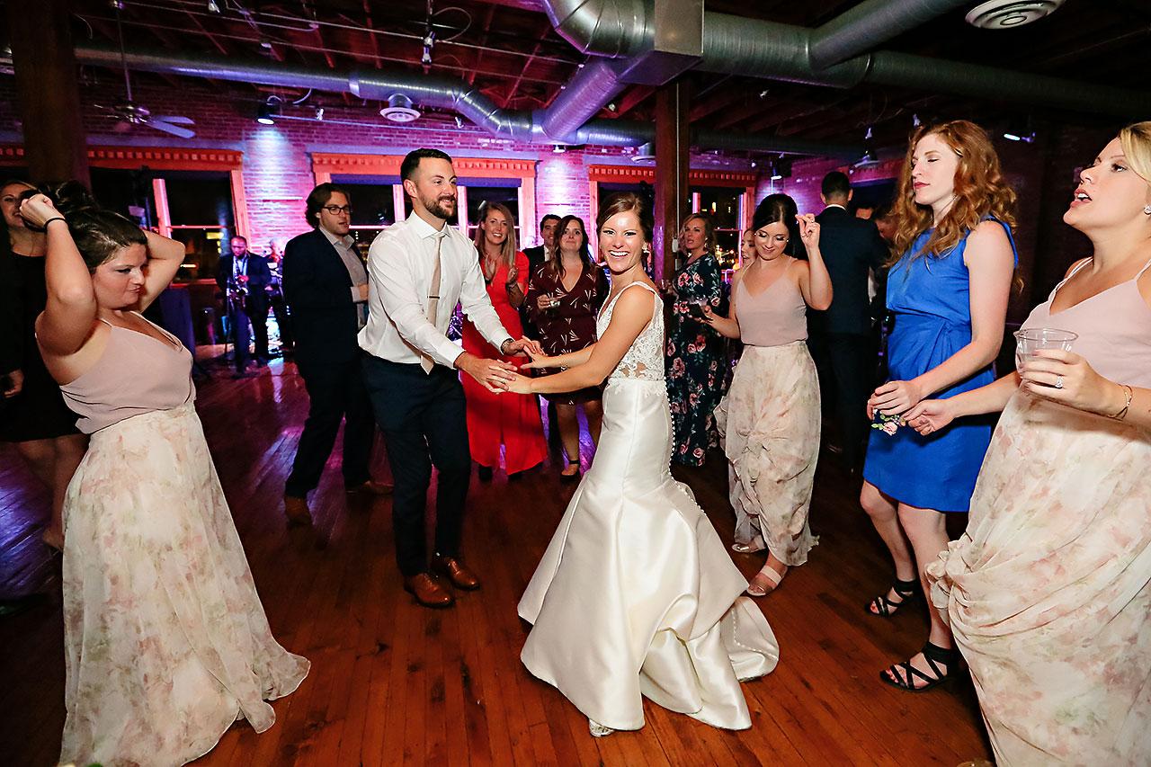Kelsey Joe Mavris Indianapolis Wedding 388