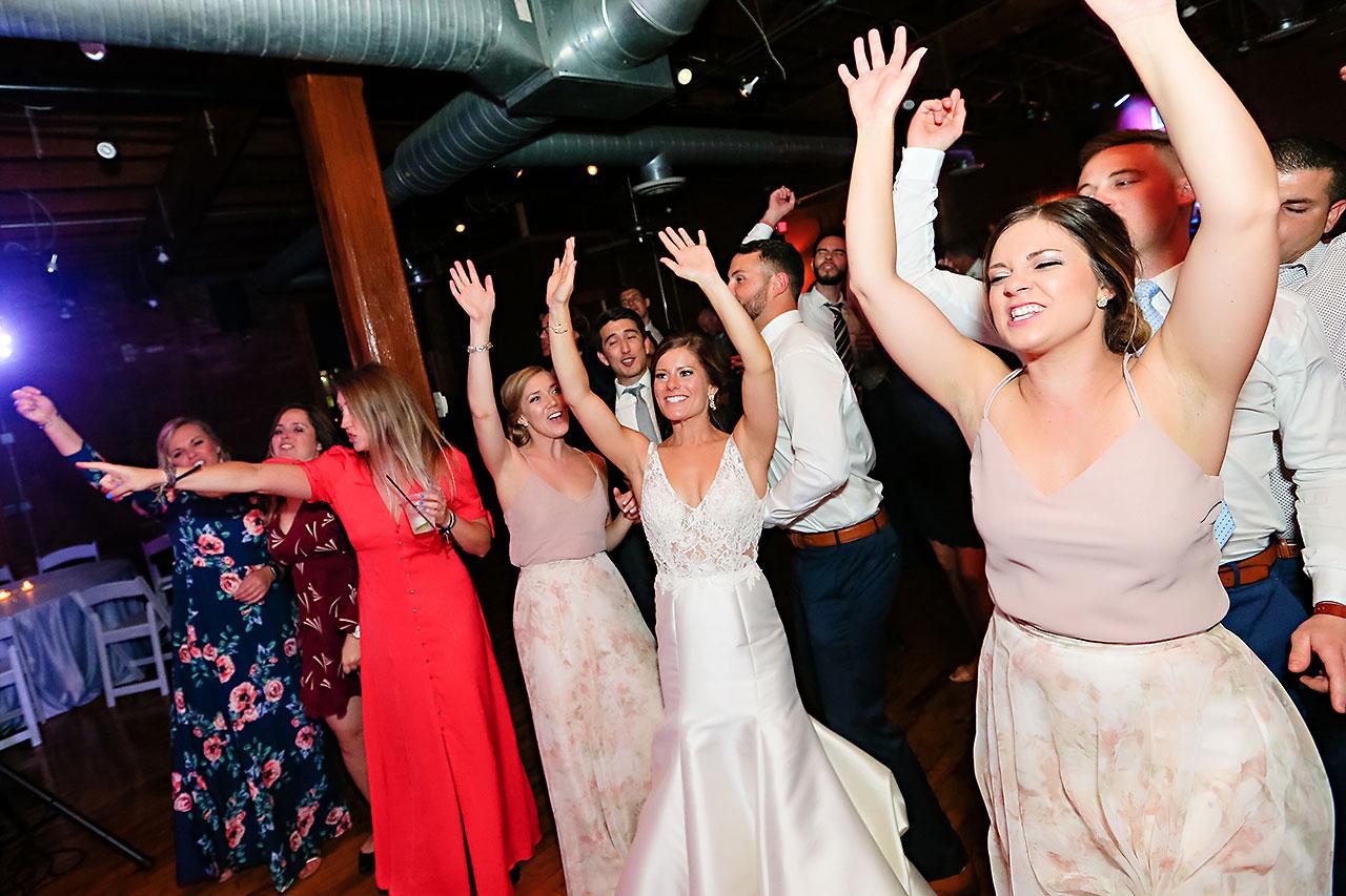Kelsey Joe Mavris Indianapolis Wedding 390