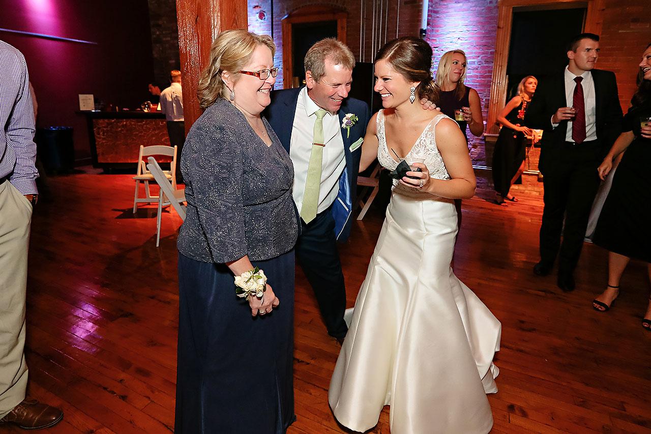 Kelsey Joe Mavris Indianapolis Wedding 381