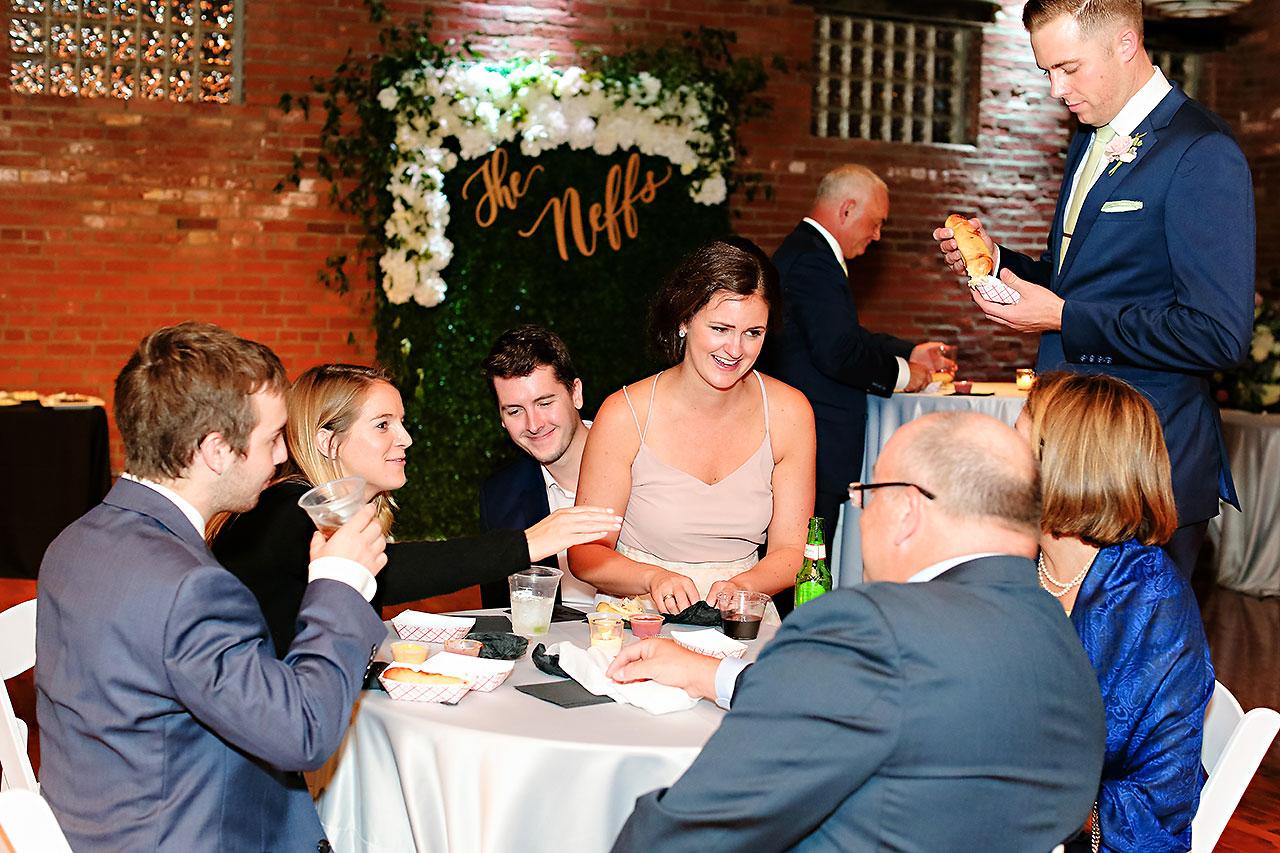 Kelsey Joe Mavris Indianapolis Wedding 376
