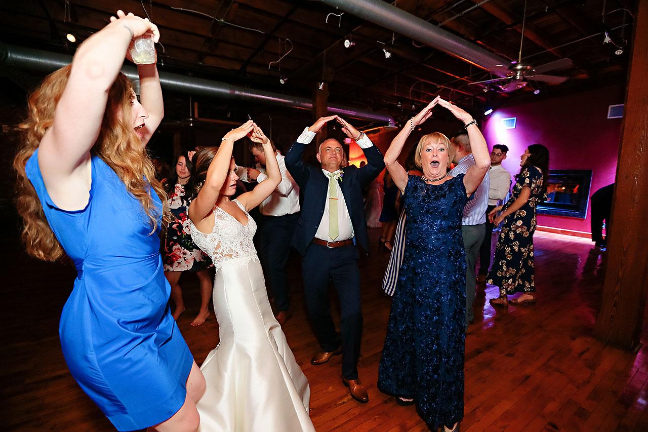 Kelsey Joe Mavris Indianapolis Wedding 378
