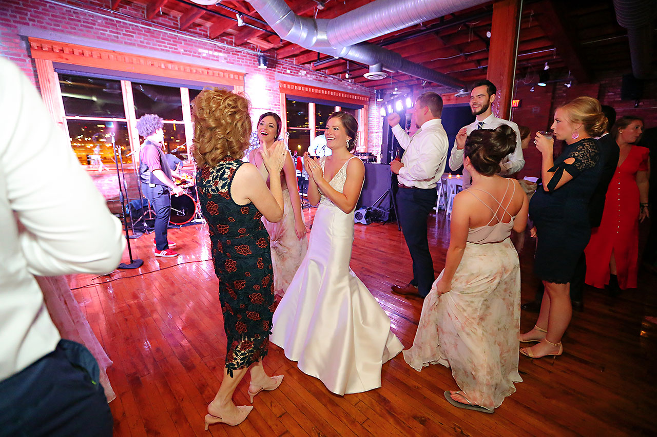 Kelsey Joe Mavris Indianapolis Wedding 374