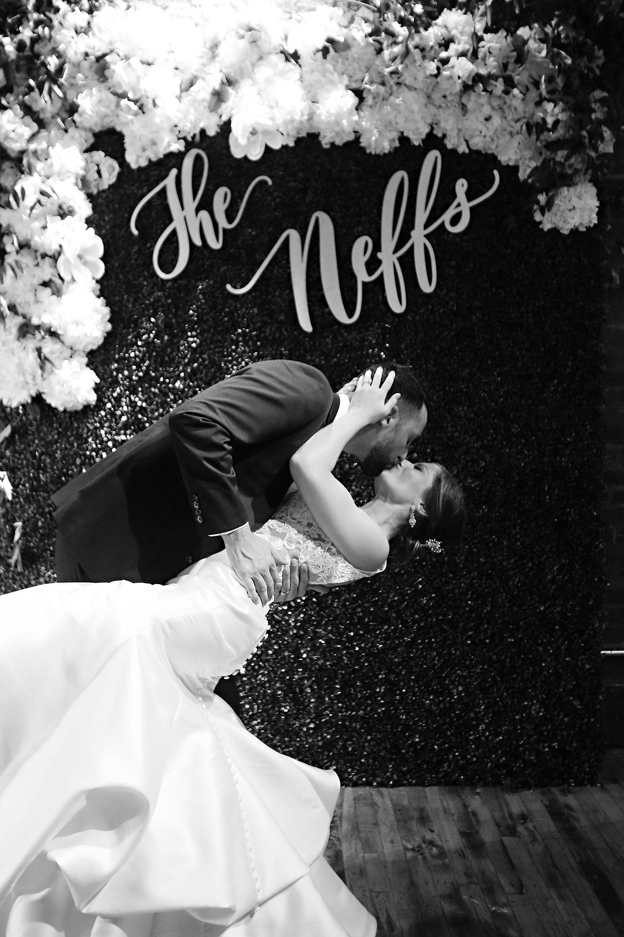 Kelsey Joe Mavris Indianapolis Wedding 372