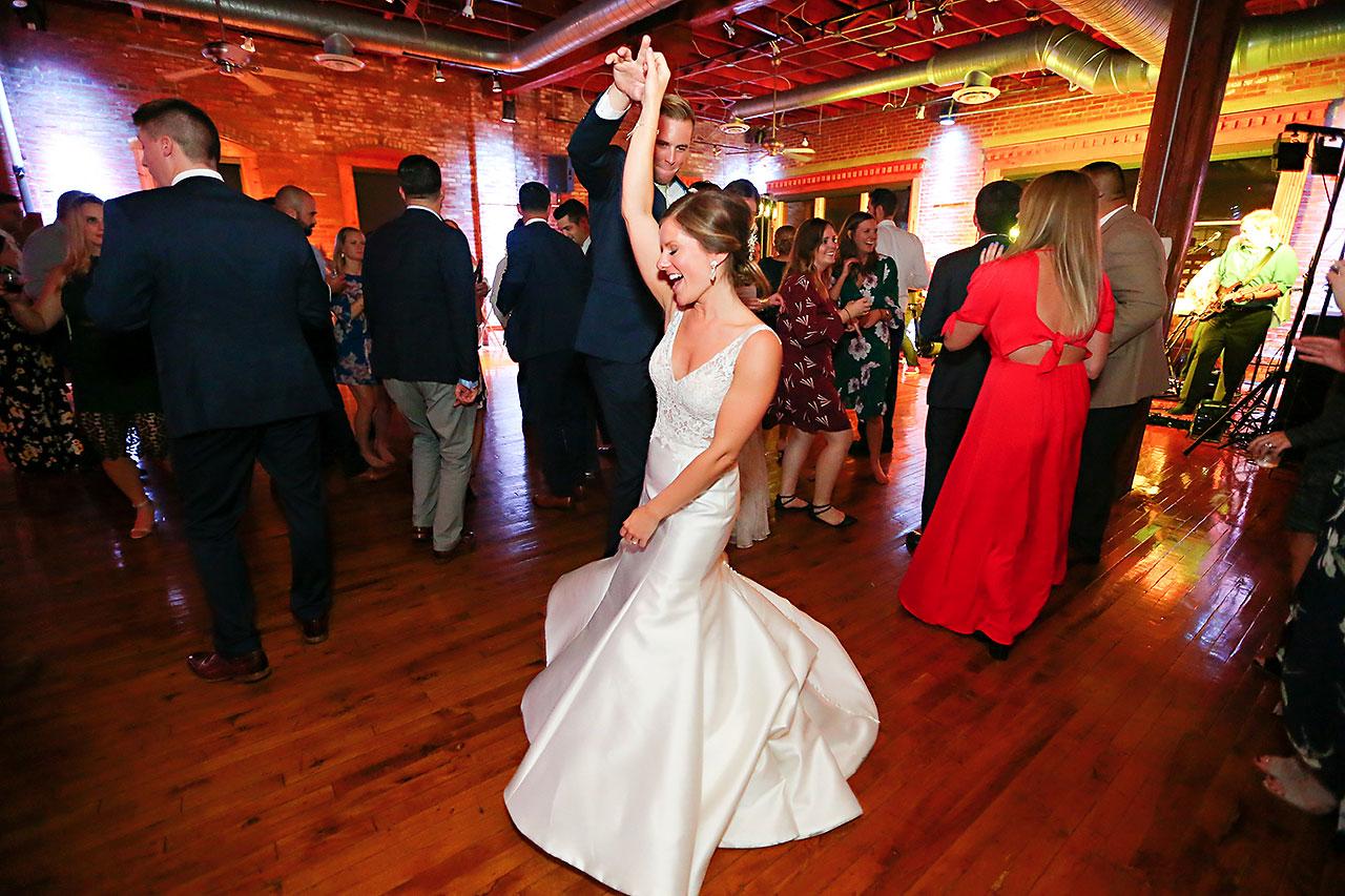 Kelsey Joe Mavris Indianapolis Wedding 373