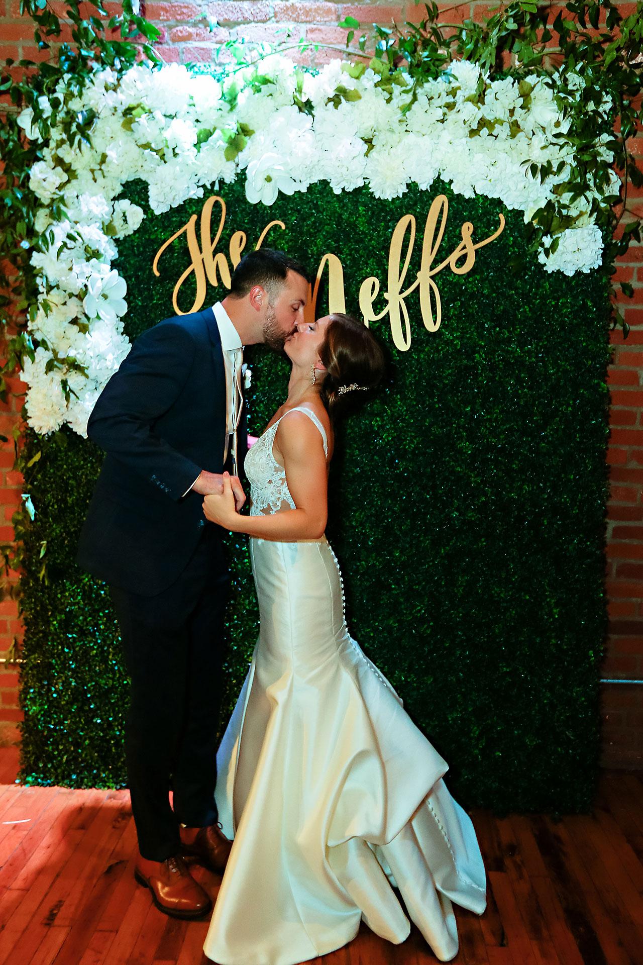 Kelsey Joe Mavris Indianapolis Wedding 369