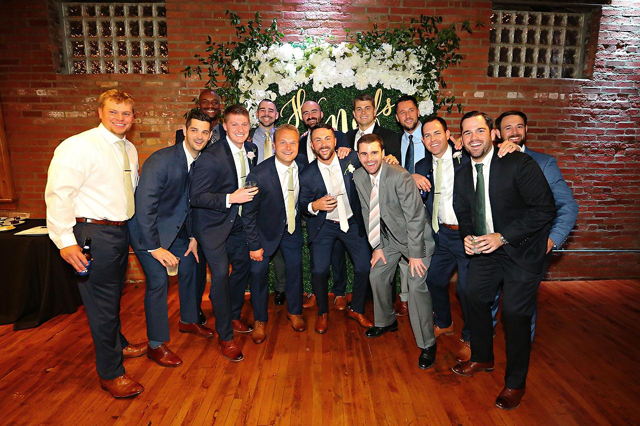 Kelsey Joe Mavris Indianapolis Wedding 367