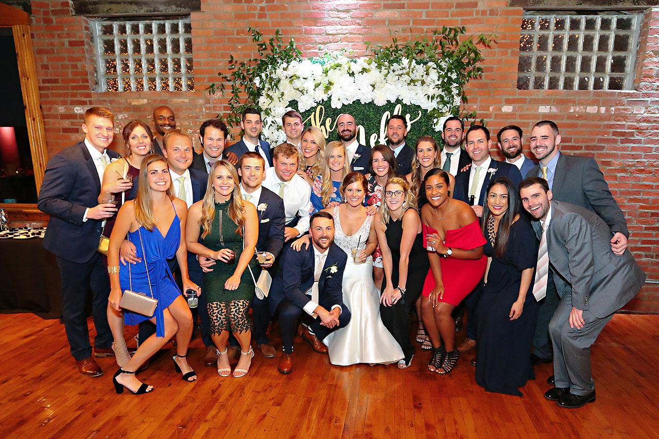 Kelsey Joe Mavris Indianapolis Wedding 364