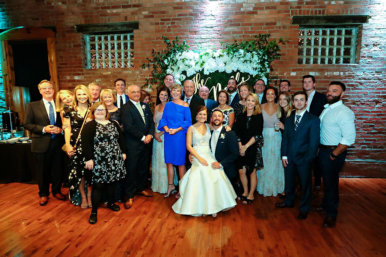 Kelsey Joe Mavris Indianapolis Wedding 361
