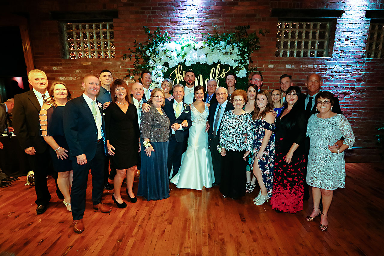 Kelsey Joe Mavris Indianapolis Wedding 359