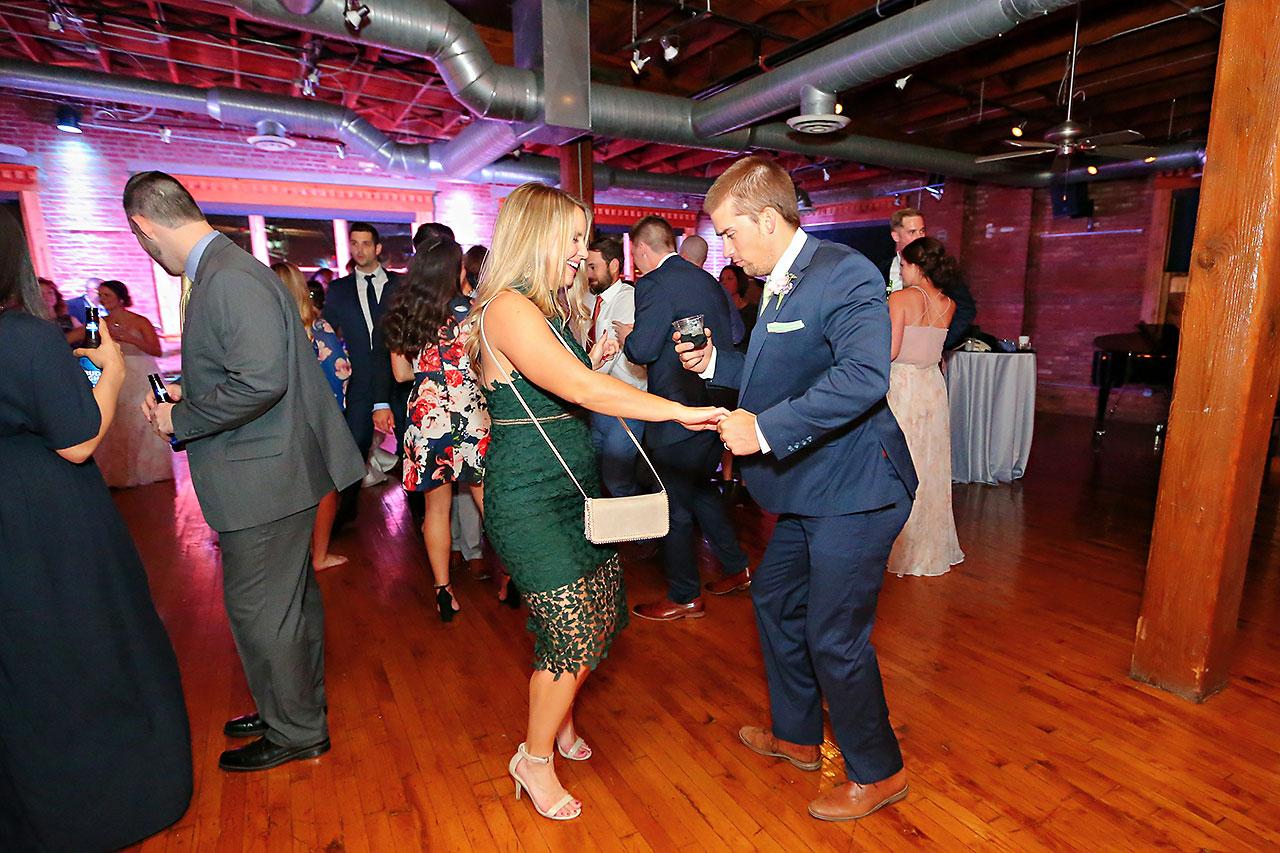 Kelsey Joe Mavris Indianapolis Wedding 360