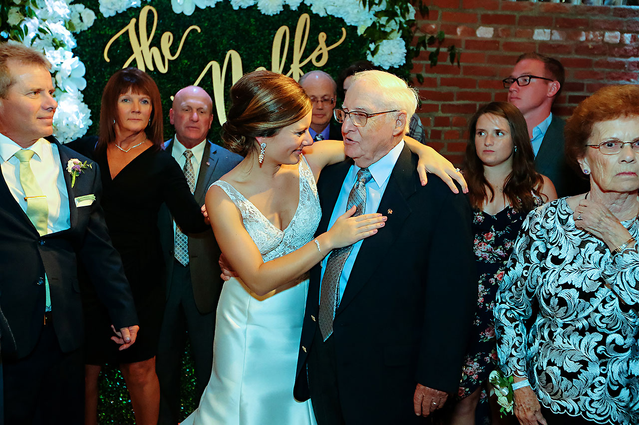 Kelsey Joe Mavris Indianapolis Wedding 357