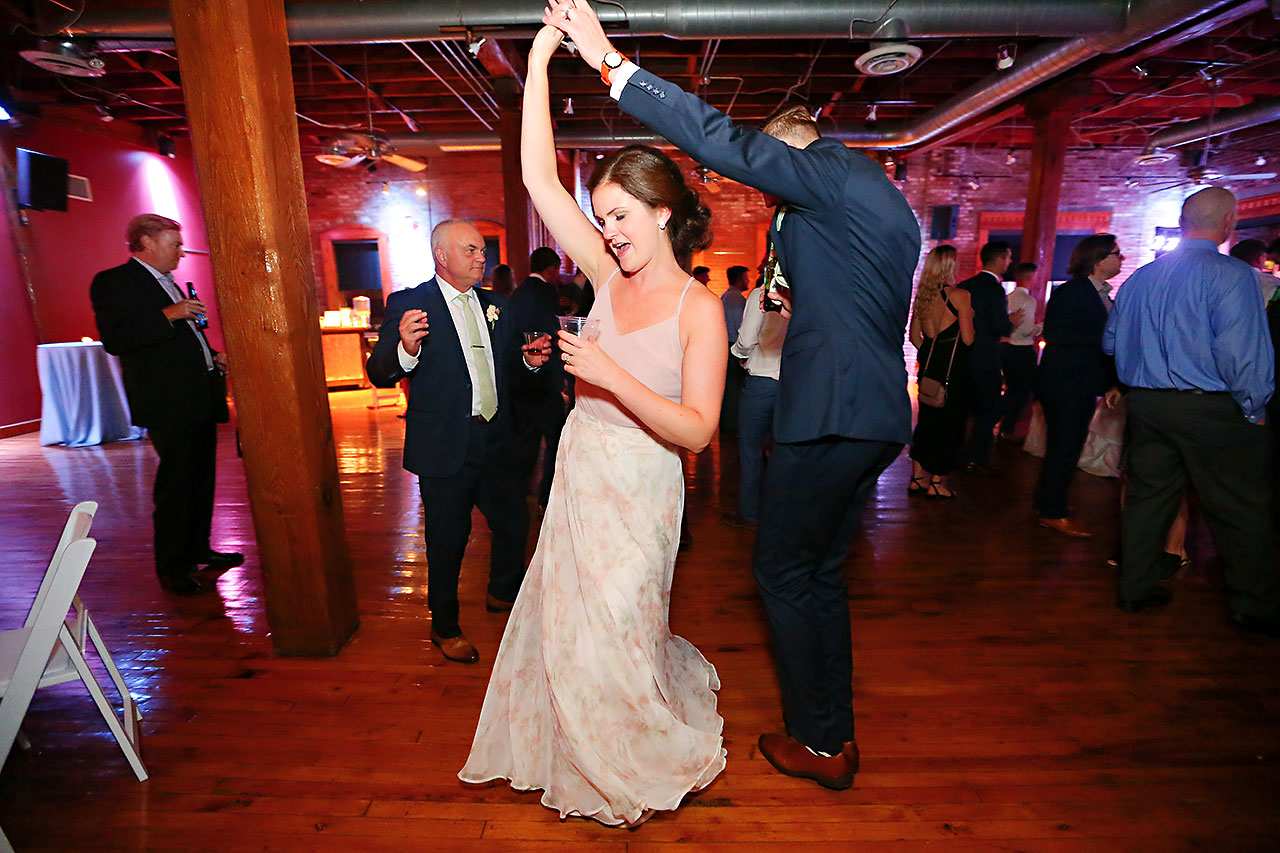 Kelsey Joe Mavris Indianapolis Wedding 358