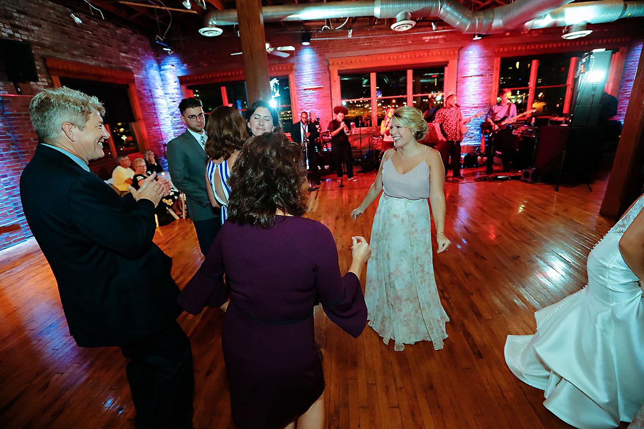 Kelsey Joe Mavris Indianapolis Wedding 356