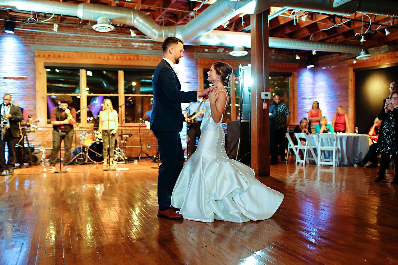 Kelsey Joe Mavris Indianapolis Wedding 353