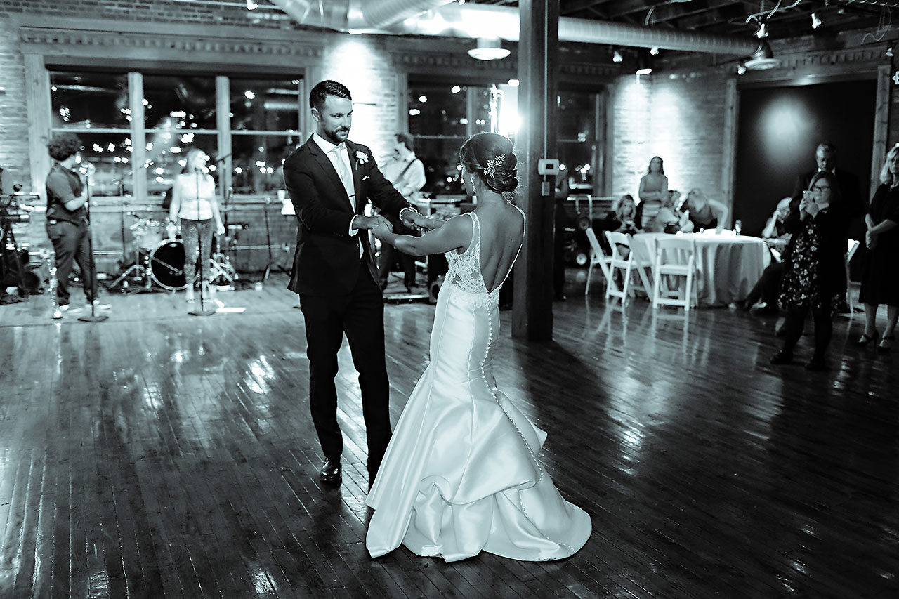 Kelsey Joe Mavris Indianapolis Wedding 348