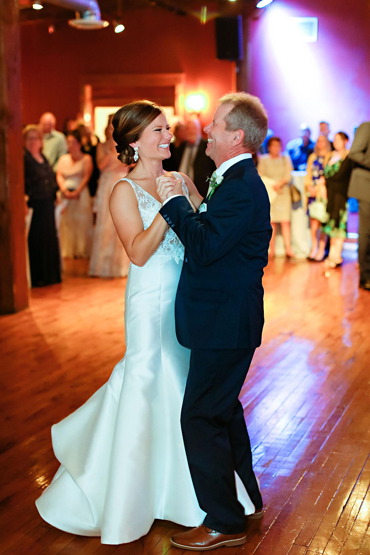 Kelsey Joe Mavris Indianapolis Wedding 337