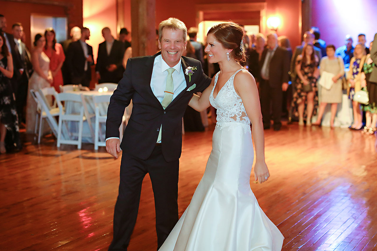 Kelsey Joe Mavris Indianapolis Wedding 335