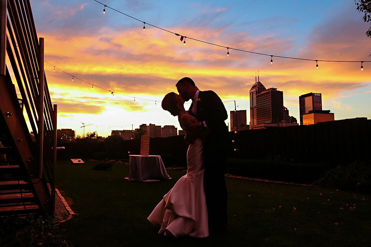 Kelsey Joe Mavris Indianapolis Wedding 317
