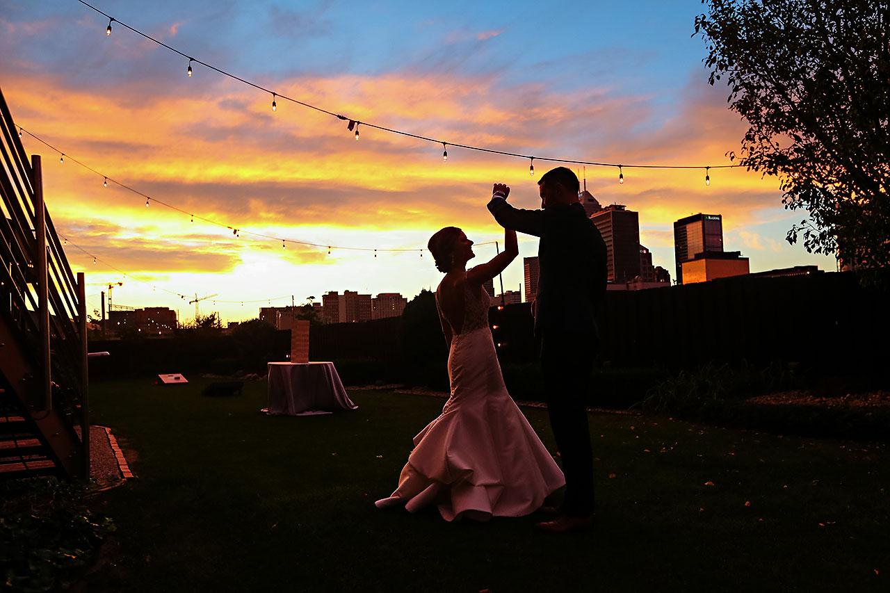 Kelsey Joe Mavris Indianapolis Wedding 314