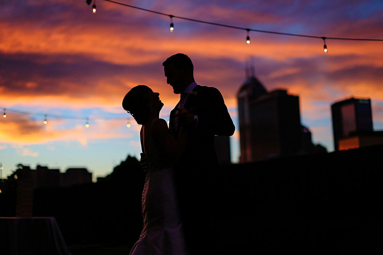 Kelsey Joe Mavris Indianapolis Wedding 315