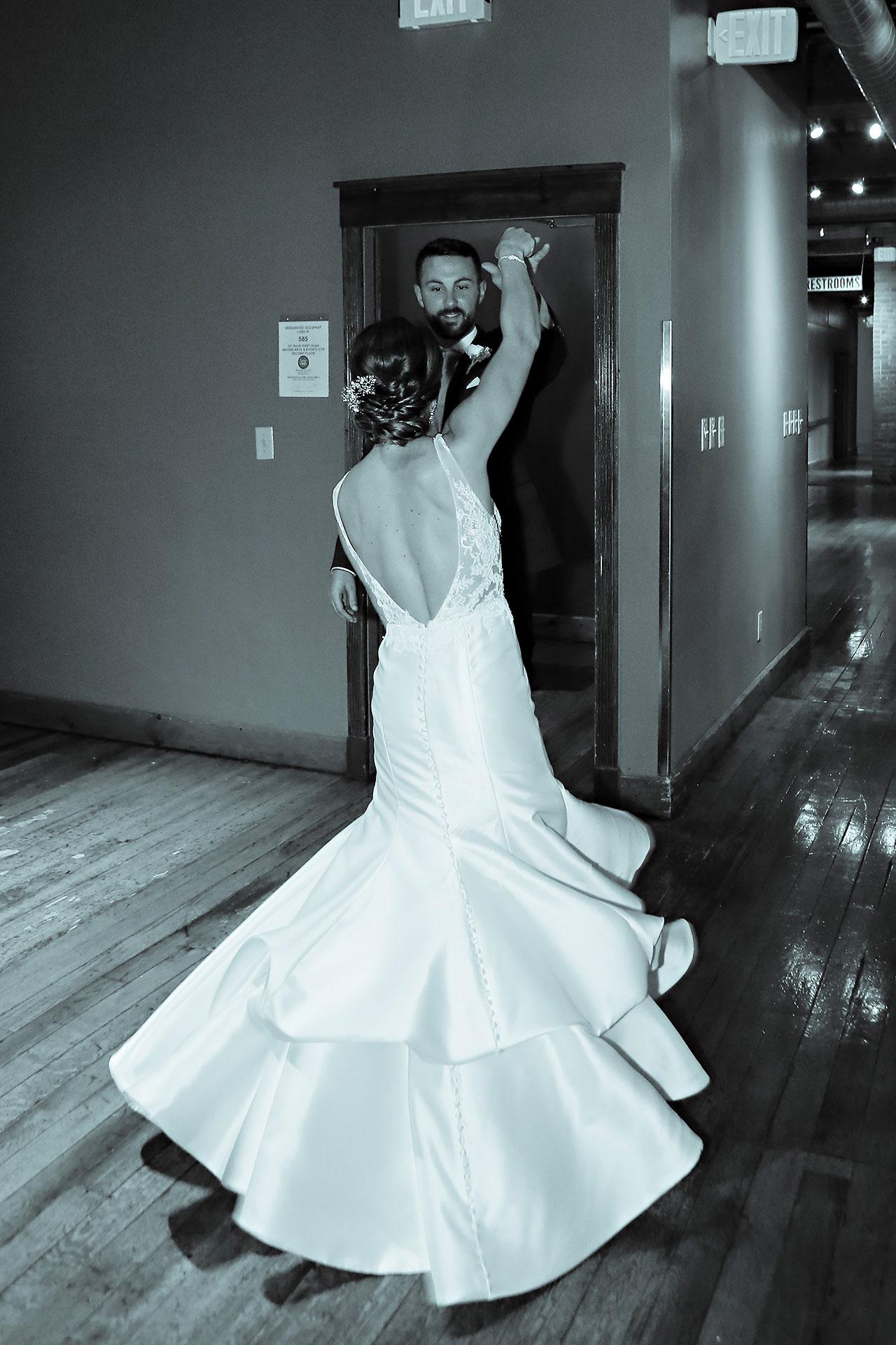 Kelsey Joe Mavris Indianapolis Wedding 298