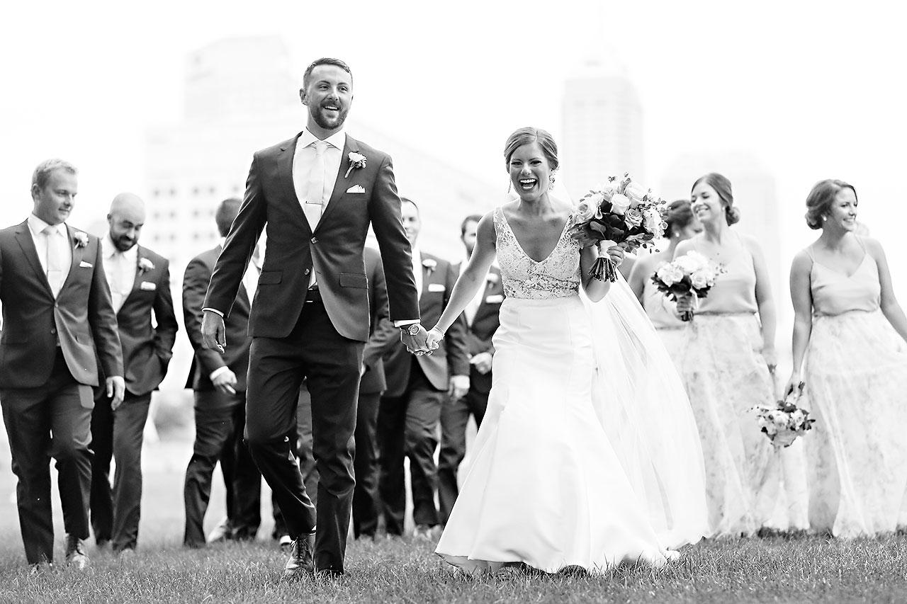 Kelsey Joe Mavris Indianapolis Wedding 245