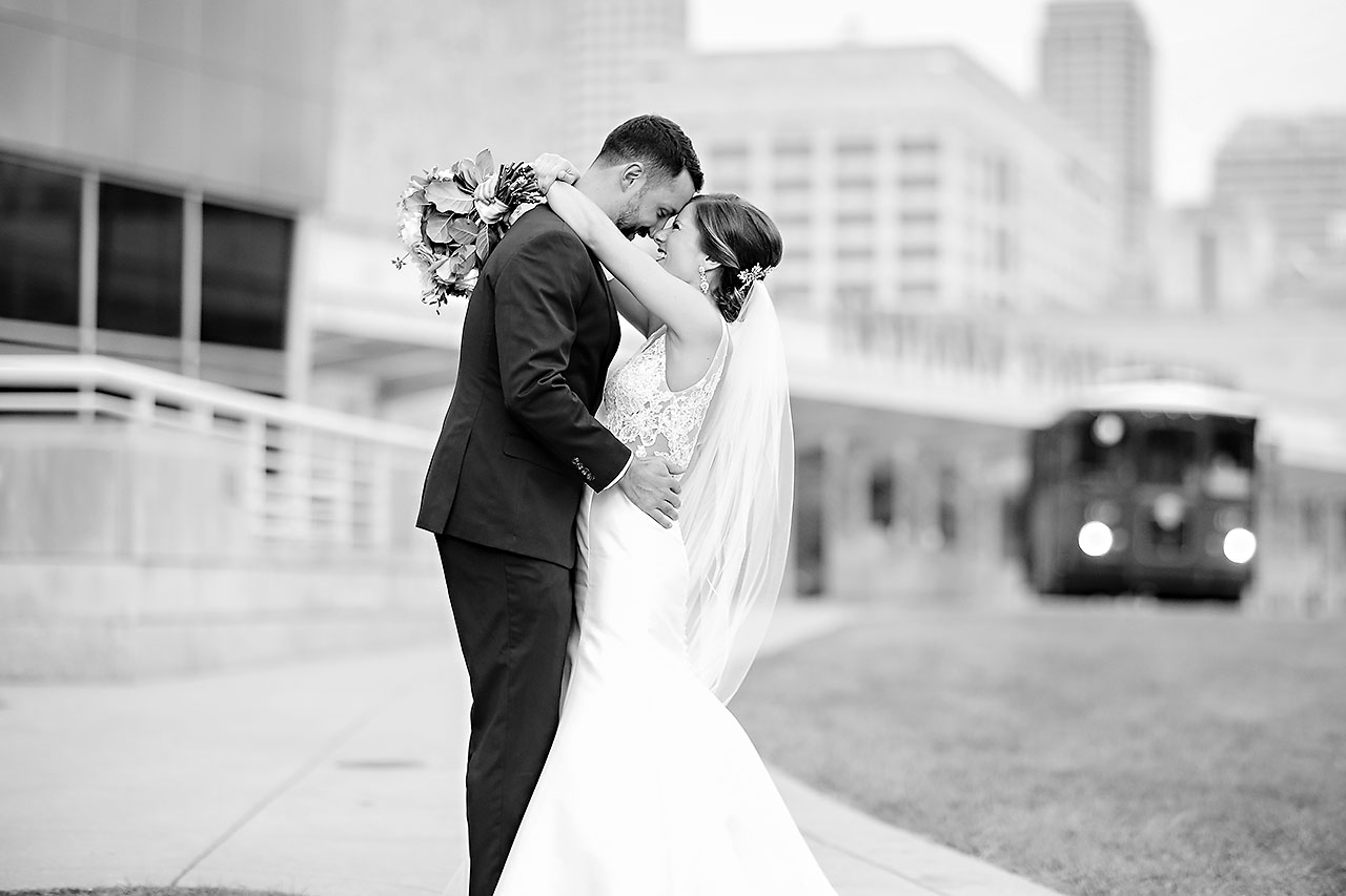 Kelsey Joe Mavris Indianapolis Wedding 241