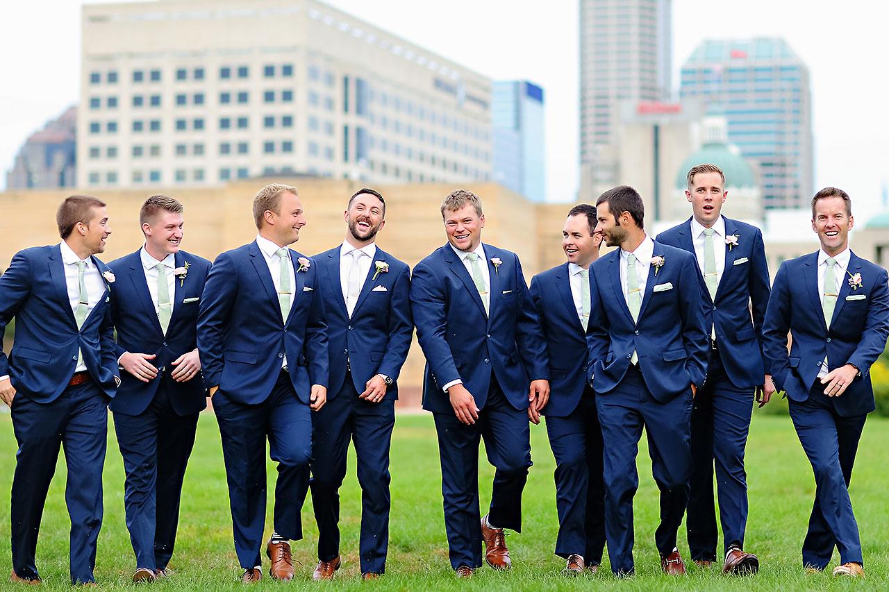 Kelsey Joe Mavris Indianapolis Wedding 242