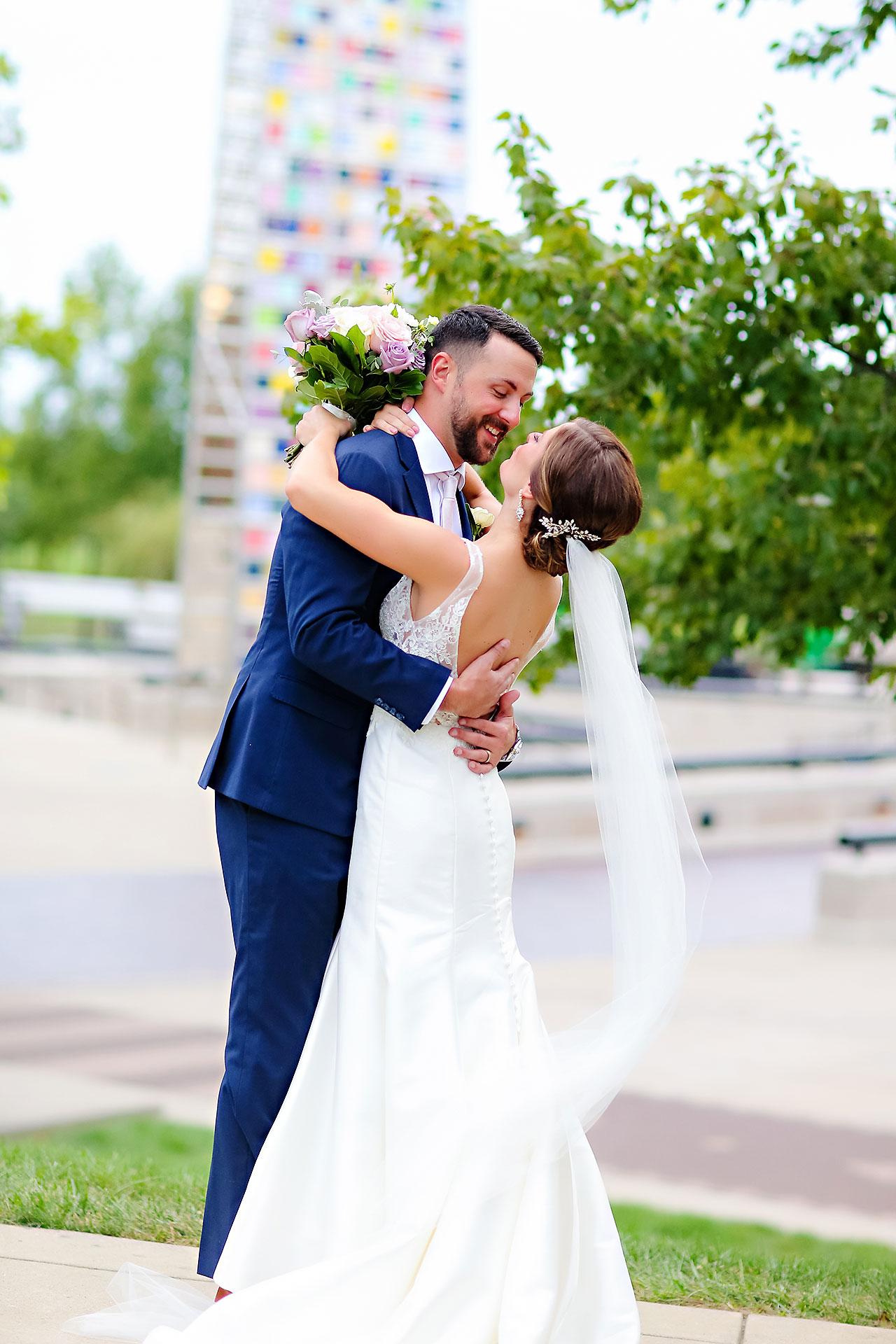 Kelsey Joe Mavris Indianapolis Wedding 237