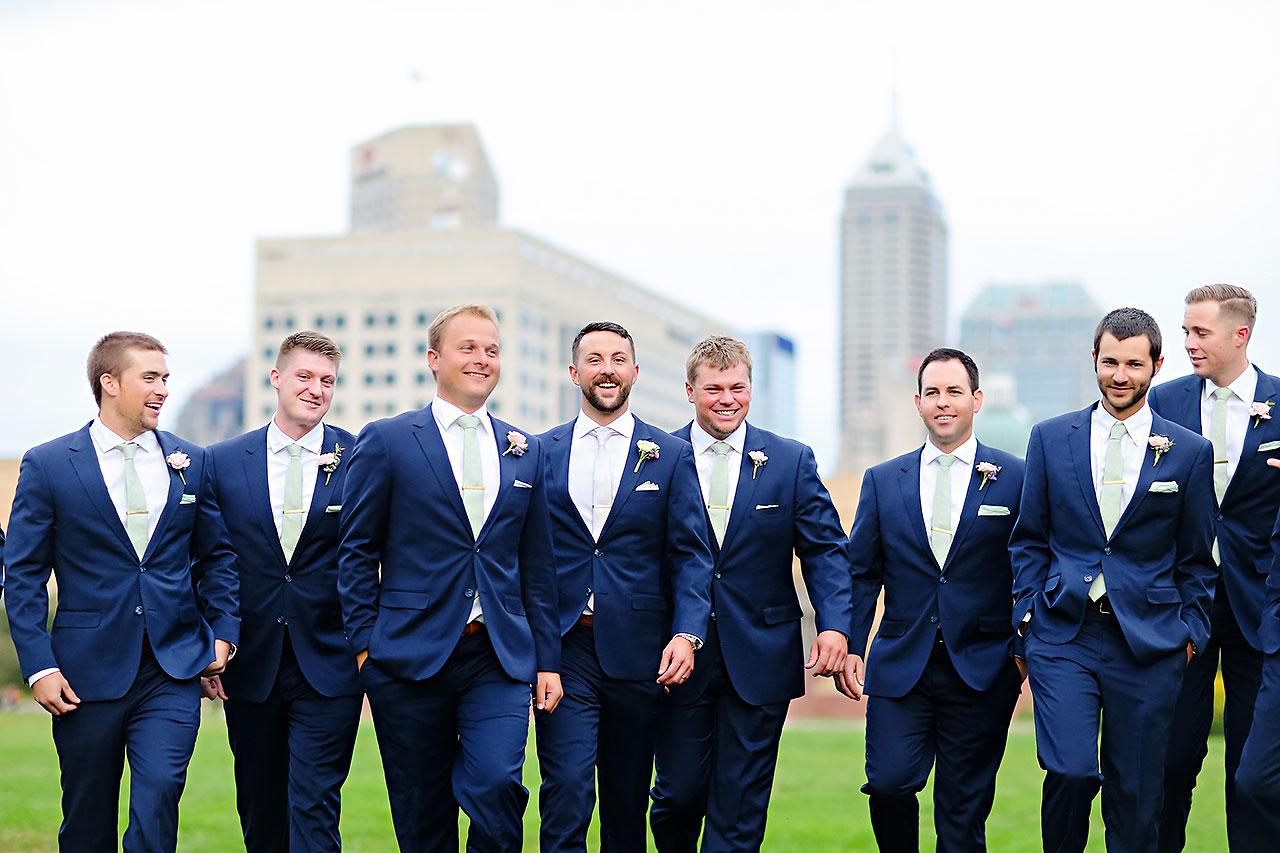 Kelsey Joe Mavris Indianapolis Wedding 223