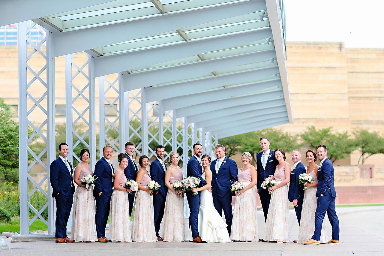 Kelsey Joe Mavris Indianapolis Wedding 220