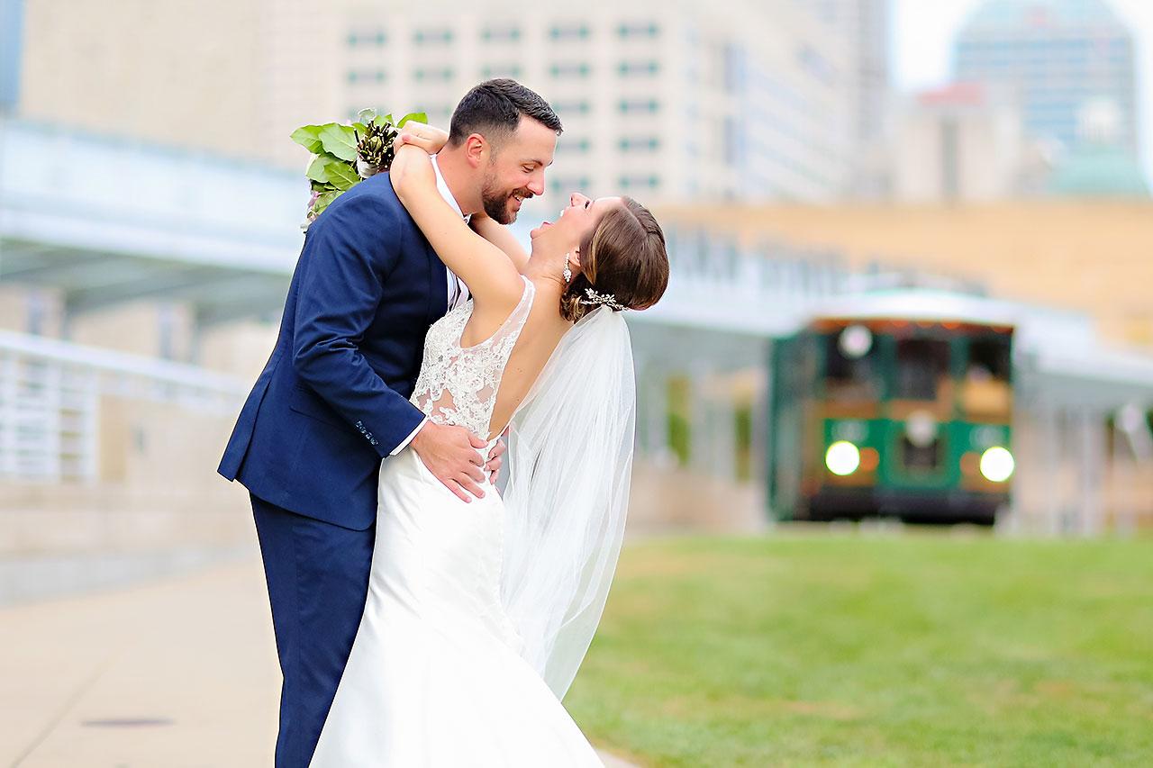 Kelsey Joe Mavris Indianapolis Wedding 218